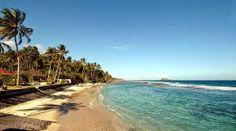 Peaceful Candidasa Beach