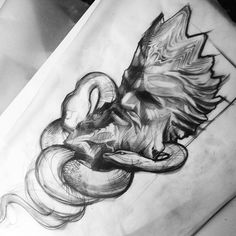 #tattoo #sketch #dövme #blackwhite #istanbul #babaeski #berlin #ink #btattooing…