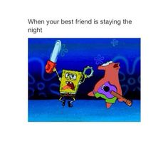 Funny meme with spongebob and patrick literally me Really Funny Memes, Stupid Funny Memes, Funny Relatable Memes, Haha Funny, Funny Posts, Hilarious, Funny Stuff, Funny Quotes, Seriously Funny