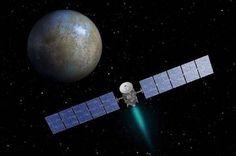 Lapislazzuli Blu: La #sonda #Dawn si #avvicina al #pianeta #nano #Ce...