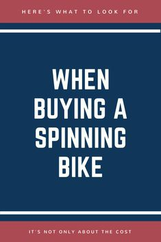 Buying a spinning bike Spin Bikes, Spinning, Cycling, Yoga, Stuff To Buy, Hand Spinning, Biking, Bicycling, Ride A Bike