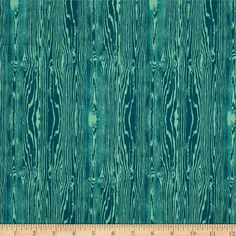 Joel Dewberry True Colors Wood Grain Teal from @fabricdotcom Designed by Joel Dewberry for Free Spirit, this cotton print fabric is perfect for quilting, apparel, crafts, and home decor items.