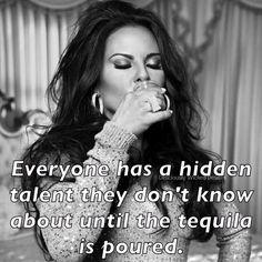 Everyone has a hidden talent