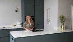 New Kitchen, Kitchen Dining, Kitchen Room Design, Home Interior Design, Interior Inspiration, Home Kitchens, Sweet Home, New Builds, Home Decor