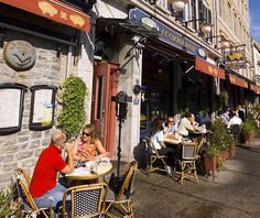 Quebec City for Foodies - some of my favorite restaurants and food experiences in Quebec City