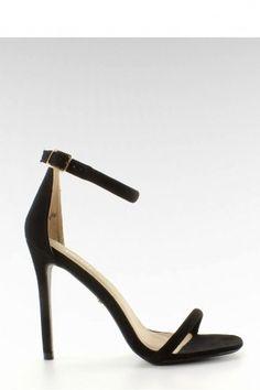 Σουέντ ψηλοτάκουνα πέδιλα - Μαύρο Prom Night, Stuart Weitzman, Catwalk, Sandals, Stylish, Heels, Boots, Design, Fashion