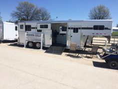 Winners Circle Trailer Sales booth at the Kentucky Horse Park in Lexington, KY Rolex Three Day Event 2015.  For more information contact Rob King at (765) 366-5866