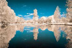 Surreal infrared photo -David Keochkerian