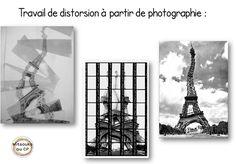 Vertigineuse tour Eiffel de Robert Delaunay - Mitsouko au CP