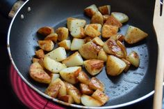 Sauté Potatoes   Vegetarian Recipe Club   The biggest collection of tried and tested Vegan and Vegetarian recipes on the internet