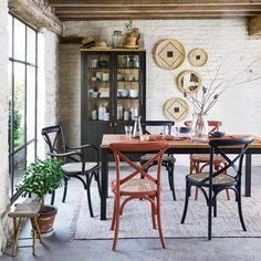 Buffet vitrine rétro #tendance #deco #diningroom #meuble #furniture