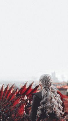 game of thrones wallpaper Arte Game Of Thrones, Game Of Thrones Poster, Game Of Thrones Quotes, Emilia Clarke Daenerys Targaryen, Game Of Throne Daenerys, Got Dragons, Mother Of Dragons, Game Of Thones, Winter Is Here