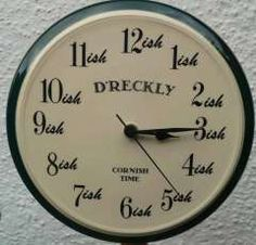 Cornish Timekeeping
