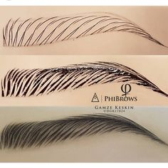 Microblading Eyebrows : Love to see the practice and the art on late . You can tell there's a lot of passion based off what we chose… Mircoblading Eyebrows, Permanent Makeup Eyebrows, Eyebrow Makeup, Eyeliner, Eyebrow Tinting, Eyebrow Pencil, Microblading Eyebrows Training, Silvester Make Up, Eyebrow Design