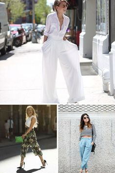 Summer Pants For Women Who Want To Look Fab 2018