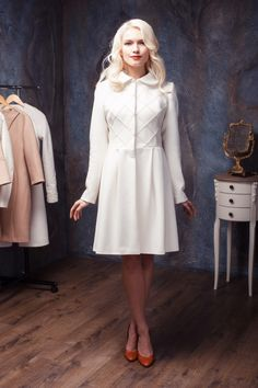 Elegance coat for your wedding