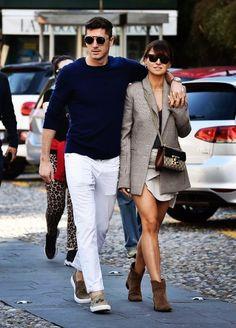 All me Robert Lewandowski, Romantic Couples, Couple Goals, White Jeans, Casual Outfits, Anna, Football, Munich, Chic