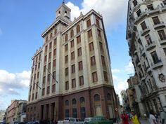 Edificio Bacardí en La Habana, Cuba
