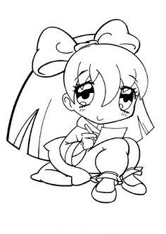 Målarbilder Manga 13
