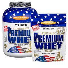 Weider - PREMIUM WHEY La proteína de suero más deliciosa