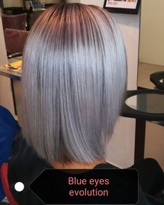 Silver by Blue eyes evolution