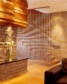 The Line House - modern - staircase - kansas city - Hufft Projects