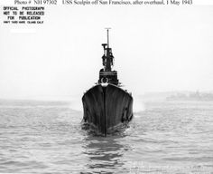 19th November 1943:  Captain Cromwell chooses to go down with USS Sculpin