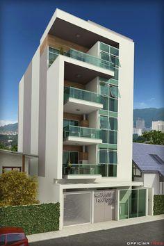 Unbelievable Modern Architecture Designs – My Life Spot Building Exterior, Building Facade, Building Design, Building A House, Design Exterior, Facade Design, Condo Design, Modern House Design, Home Design