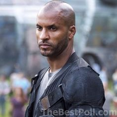 Ricky Whittle (The 100)