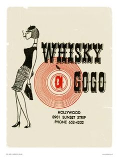 Whiskey a Go Go - 50th Anniversary coming up in January featuring X!  (Them - Husband and Pals)