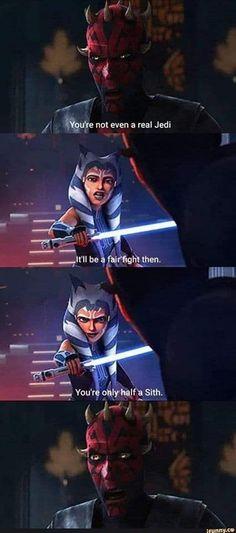 Star Wars Jokes, Star Wars Facts, Star Wars Comics, Images Star Wars, Star Wars Pictures, Star Wars Rebels, Star Wars Clone Wars, Star Trek, Funny Memes