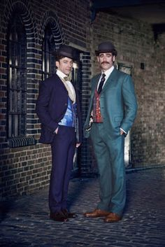 WILD ABOUT HARRY: REVIEW: Houdini & Doyle (ep. 1): The Maggie's Redr...