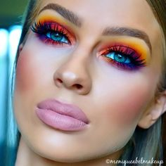 See this Instagram photo by @moniqueabelmakeup • 1,342 likes