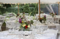 Preservation Hall's backyard - perfect spot for a tented dinner reception!