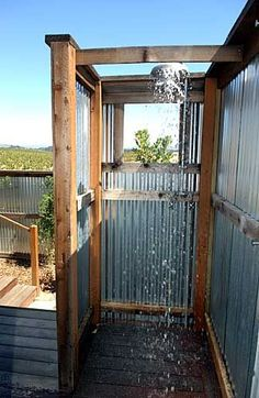 1000+ images about Outdoor shower on Pinterest | Outdoor Showers ...
