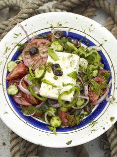 Greek Salad | Vegetables Recipes | Jamie Oliver Recipes