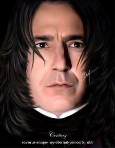 """Dᴏɴ'ᴛ. Lɪᴇ. Tᴏ ᴍᴇ."", severus-snape-my-eternal-prince:   ""[…] He had..."