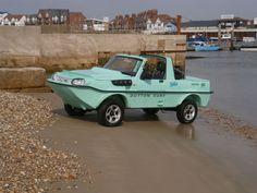amphibious car | eBay