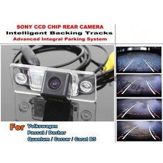 (54.20$)  Watch now  - For Volkswagen VW Passat / Dasher / Quantum / Corsar / Carat B5 Tracks Camera HD CCD Intelligent Dynamic Rear View Camera
