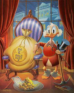 Uncle Scrooge - Til Death Do Us Part by Carl Barks