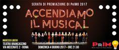 PrIMO 2017 : la premiazione al Brancaccino presentata da Valentina Gullace e Marco Stabile