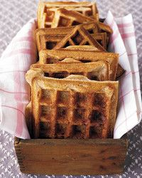 Serve up easy-to-make waffles alongside Buttermilk Fried Chicken using this gluten-free recipe from chef Thomas Keller.