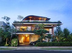Meera Sky Garden House An Amazing Eco Friendly Home