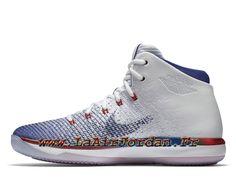 pas cher Soldes Air Jordan 5(V) Retro Blanc Pour Homme r