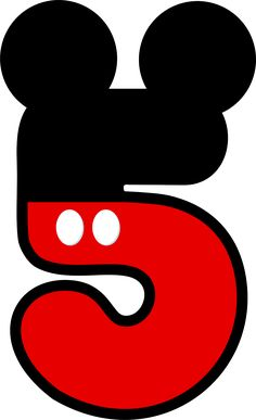 Mickey e Minnie - Minus Mickey Mouse Letters, Theme Mickey, Minnie Y Mickey Mouse, Bolo Mickey, Mickey Party, Happy Birthday Mickey Mouse, Minnie Mouse Clipart, Mini E, Mickey Mouse Birthday