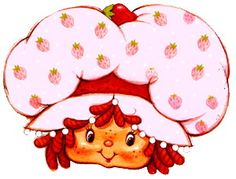 strawberry shortcake images clipart | Clipart - Clipart strawberry shortcake animaatjes 66