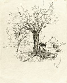 John Lennon's drawings, poems and prose
