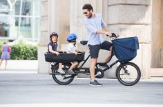 Seinen Markennamen Bicicapace (bici: Fahrrad; capace: fähig) trägt das Rad...