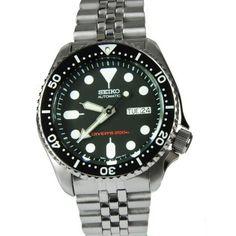 Seiko Divers Watch SKX007K2