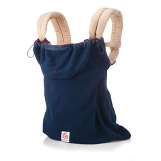Ergo Baby Carrier weather protection. Shields your baby against wind and rain when carrying it.